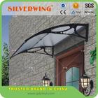 DIY plastic decorative window awning door fastener shade