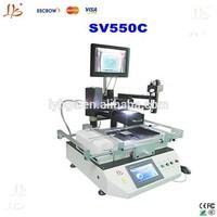 Hot!! Optical alignment system bga reballing equipment SV550C,bga chip repair machine,factory sale!!