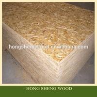poplar wood osb board from Feixian factory