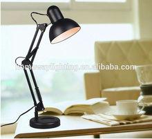 Modern high-end circle LED table light