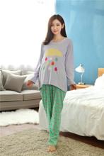 Beautiful Women's Sleepwear Homewear Wholesale Maternity Pajamas for Women 155024