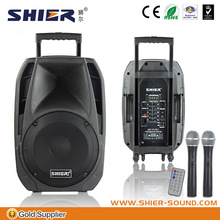 CE/ROHS/ISO9001:2008 professional speakers line array
