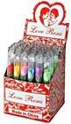 36 count mini love rose in glass tube
