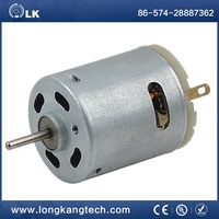 RS-365 motor for electric car
