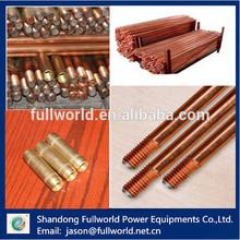copper bonded Earthing Rods - Lightning Prevention Systems