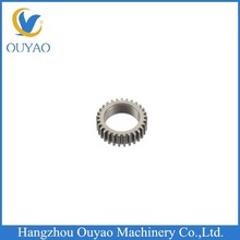 Customize polished stainless steel gear