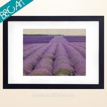 The best sell modern purple wall art of field