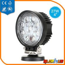 new 27w car led tuning light/led work light, led work light