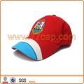 Promoção adultos lazer chapéu feito de material de reciclagem