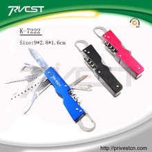 10 Tools In 1 Custom Color Swiss Survival Knife with High Quality