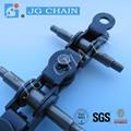 37.5mm pitch chaînes de transmission
