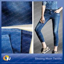 SH-W139 10oz 100% cotton plain weave denim jeans fabric