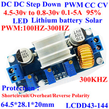 14v dc voltage transfomer 4.5-30v to 0.8-30v 24v 12v 0.1A 1A 1.5A 2A 2.5A 3A 4A 4.5A 5A max ,PWM for led lithium battery Solar