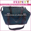 fashion lady bag soft sided pet carrier for small dogs cheap