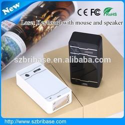 Mini wireless projection keyboard,wireless flexible keyboard,laser projection virtual keyboard hot sale