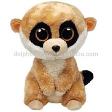 Cute TY plush squirrel stuffed soft big eyes plush toy