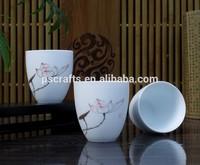 """Pinsun""unique ceramic wine cup,porcelain wine cup"
