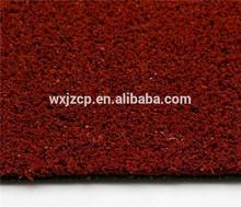 10mm high density fake carpet synthetic grass for basketball