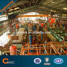 7,000,000 m2 Automatic Fiber Cement Board Calcium Silicate Board machine Hastheck machine production Line plant