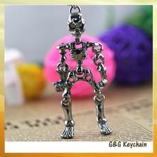 Manufacturers Selling Fashion Wacky Activity The Skeleton Key chain Wholesale MC5186