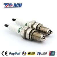 Manufacture supply directly D8TC for Suzuki/Triumph/Aprilia motorcycle spark plug