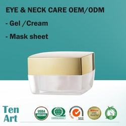 OEM Skin care serum infused cloth masks whitening No animal derivatives Eye cream Eye & Lip Contour cream Cream & Gel