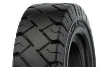heavy dump truck tyre 1200-20 industrial solid tyre with excellent balance control pattern