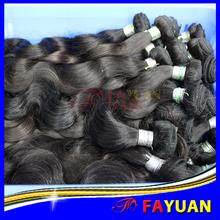 Unprocessed wholesale virgin Mongolian hair, remy Mongolian human hair extension