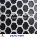 Crrosion- resistindo plástico trellis compensação para a aquicultura, hexagonal de plástico plana compensação malhas