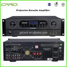 RMS 300W 300W 150W power amplifier, pro audio for entertaiment