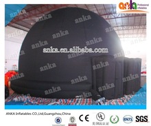 High quality portable inflatable planetarium dome