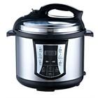 Industrial Steam Pressure Cooker Electric Multi Cooking Pot Pressure Cooker