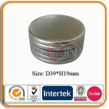 Small Tin Box for Essential Balm, Ointment, Cream