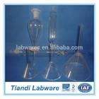 Lab glassware funnels