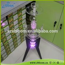 Glass Art Hookah Shisha Glass led Hookah