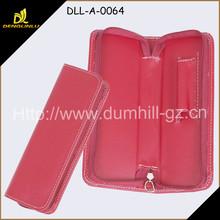 Fashion PU Leather pen holder pen case