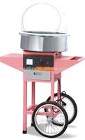 cotton candy machine/fairy floss cart