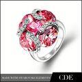 Casamento gadgets anel de pedra jade, anéis sexy para senhoras