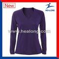 Healong 95 algodão/5 elastano sublimação de transferência de calor impressão de meninas vestidos de tênis