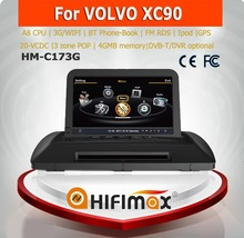 Hifimax car dvd player with gps navigation FOR VOLVO XC90