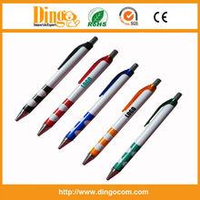 2015 advertising plastic disposable ballpoint pen