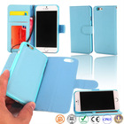 2 in 1 funky leather mobile phone case for iphone 6