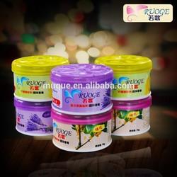toilet air freshener gel/gel deodorant/car deodorant perfume/eco-friendly oem-welcome