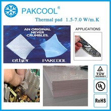 Highest low hardness silicone filling 2.0 W/m.K