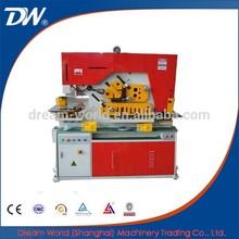 channel cutting machine Q35YL Series , hydraulic ironworker