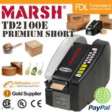 Marsh TD2100 E Electric Gum Tape Staples Machine