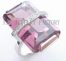 Most popular best selling adjustable fashion gemstone ring