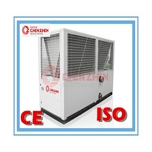China suppier high quality machinery industrial water cooled chiller water cooling scroll industrial chiller