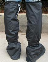Disposable non slip plastic waterproof PVC rain boot cover