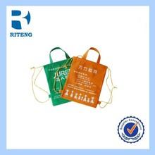 Attractive lamination shopping cute non woven bag